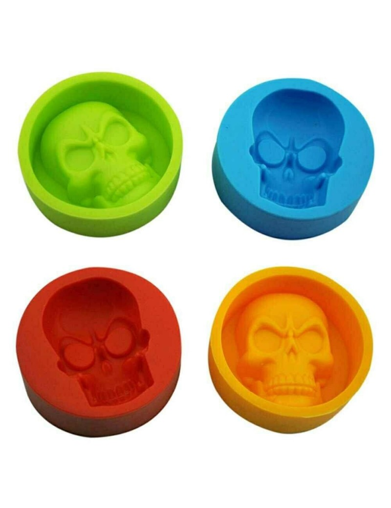Skull Silicone Moulds