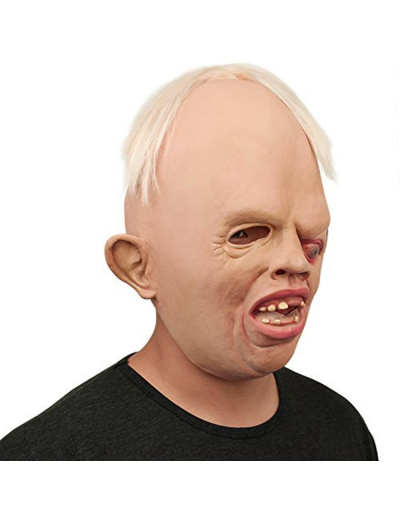 The Goonies Chunk Ogre Rubber Mask