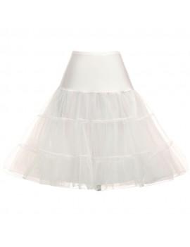 White net petticoat underskirt Brilliant Sisters