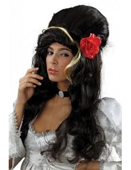Amy Winehouse Beehive Wig
