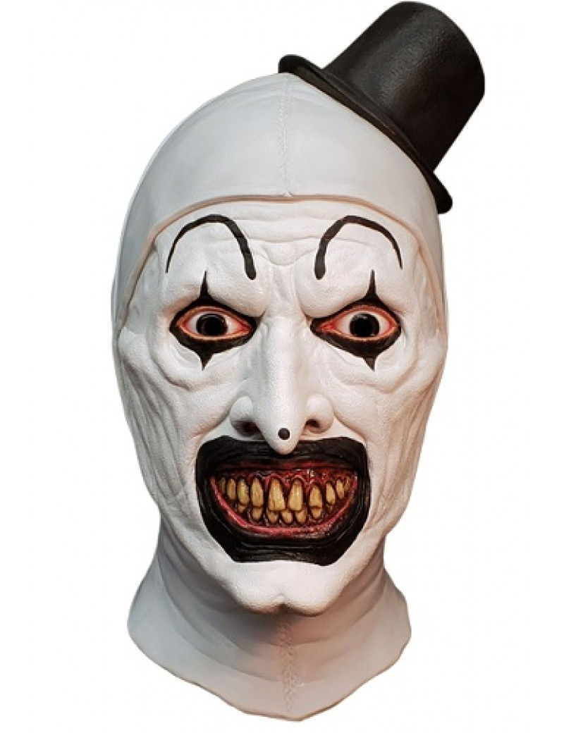 Terrifier Art The Clown Deluxe Mask