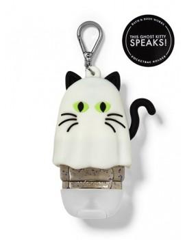 Bath & Body Works Ghost Kitty Pocket Bac Holder