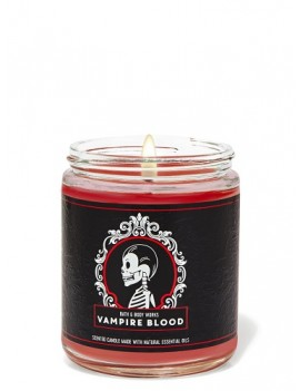 Bath & Body Works Vampire Blood Single Wick Candle