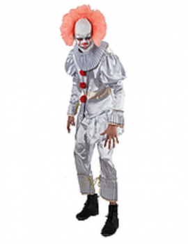 Spooky Clown IT Costume