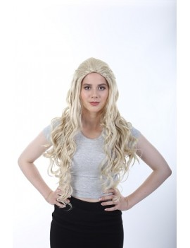Dragon Queen Blonde Wig