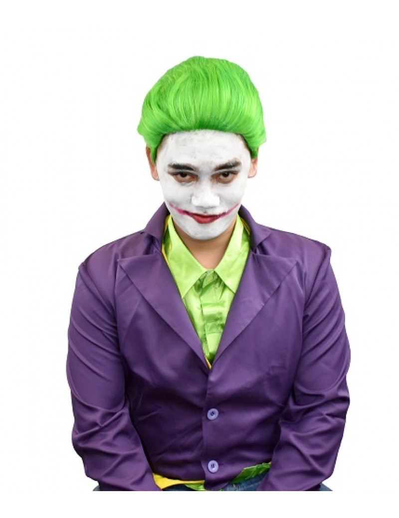 The Joker Suicide Squad Green Wig