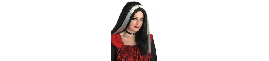 Womans Halloween Wigs