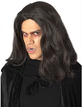 Old Vampire Black Wig