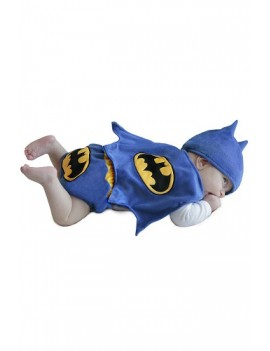 Batman Newborn Baby Costume