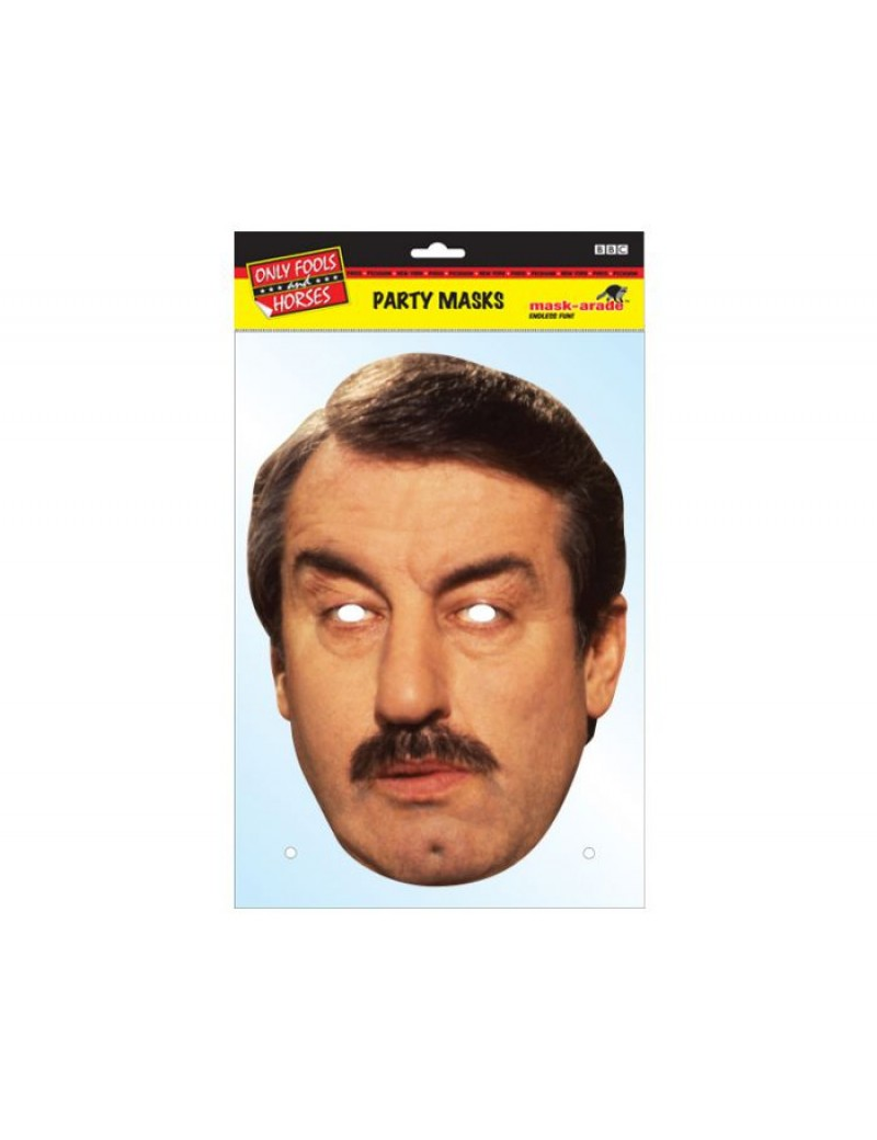 Boycie Only Fools and Horses Character Face Mask