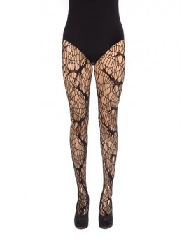 Bat Fishnet Tights