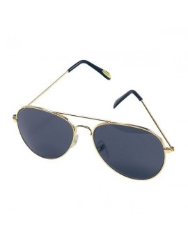 Aviator 70s Biker Glasses