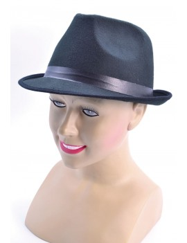 Trilby pork pie hat Bristol Novelty BH607
