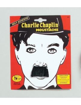 Chaplin Hitler Hardy Toothbrush black moustache Bristol Novelty M1