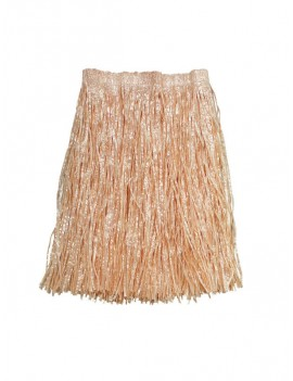 Hawaiian plain rafia grass skirt Bristol Novelty BA235