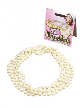 Pearls Cream 72""