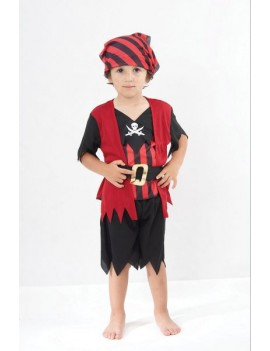 Pirate Boy Toddler Child Costume Bristol Novelty CC019