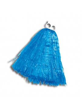 Cheerleader Pom Poms Blue
