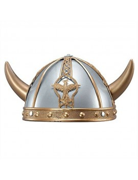 Viking Helmet With Horns Small