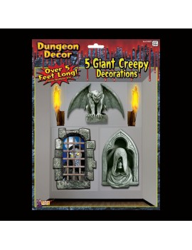 Dungeon Giant Wall Decor Bristol Novelty X68915