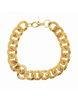 Disco Bracelet Gold Bristol Novelty BA3222