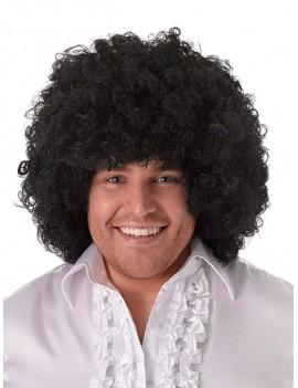 Afro wig jumbo black Bristol Novelty BW281
