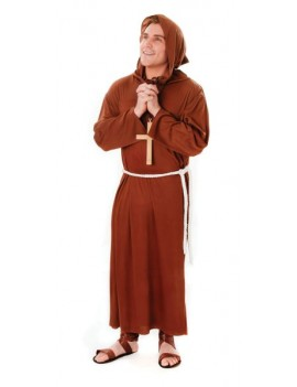 Monk costume Bristol Novelty AC022