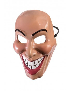The Purge Grin plastic mask Male Bristol Novelty X79189