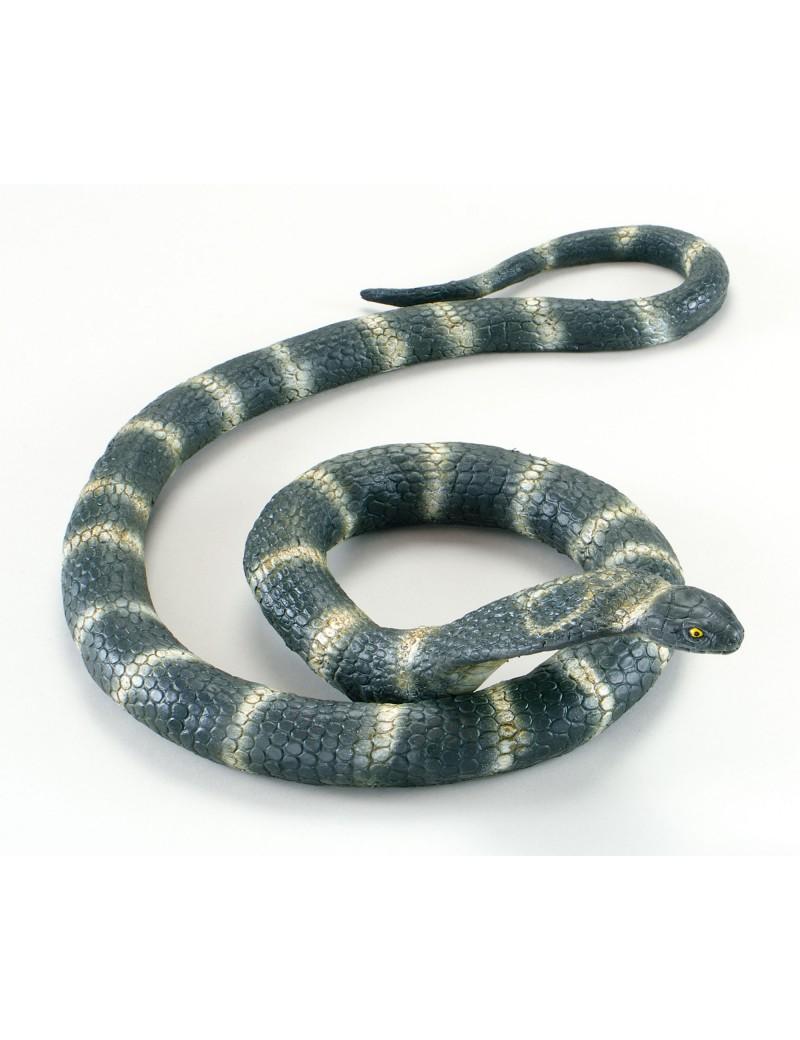Cobra Snake Rubber Bendable Bristol Novelty AK039