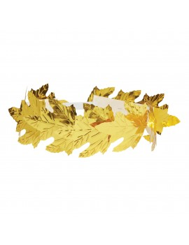 Roman Laurels Gold Leaf