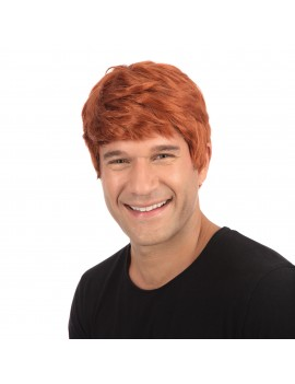 Short Ginger Wig