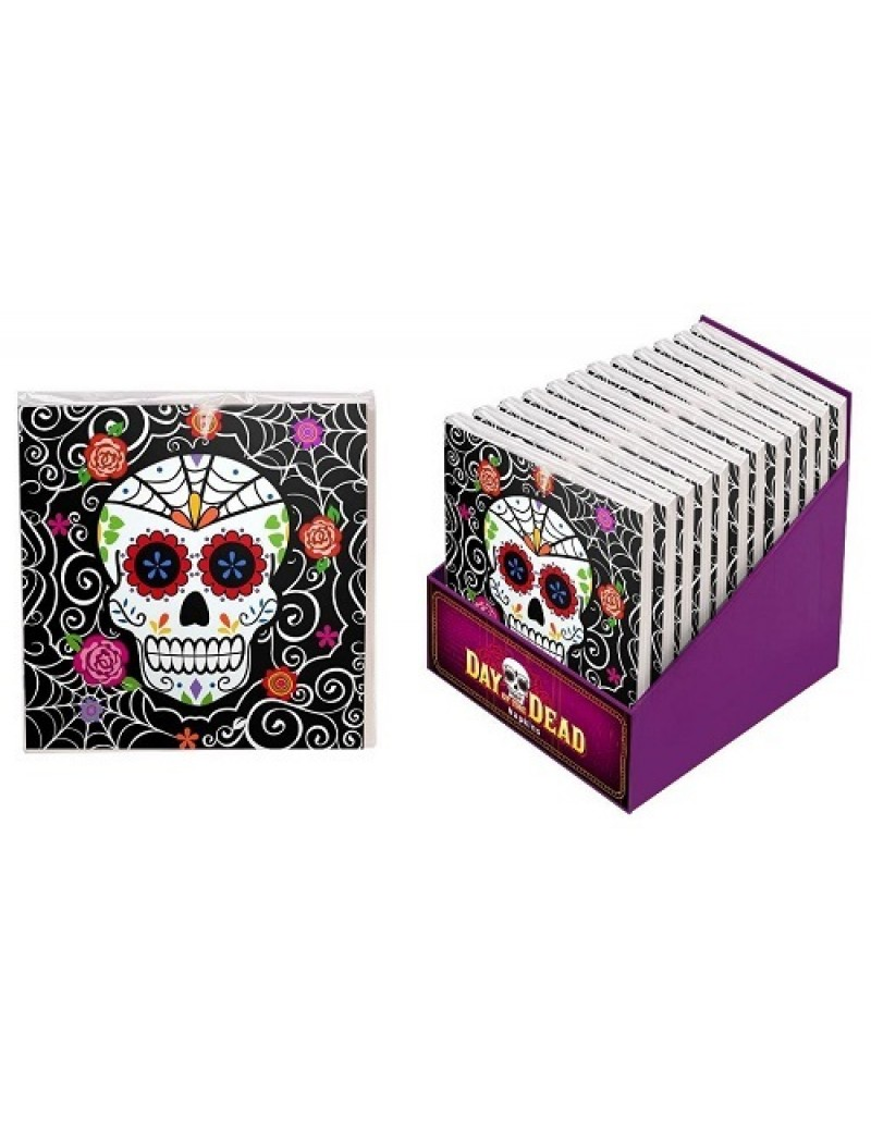 Day Of The Dead Paper Napkins