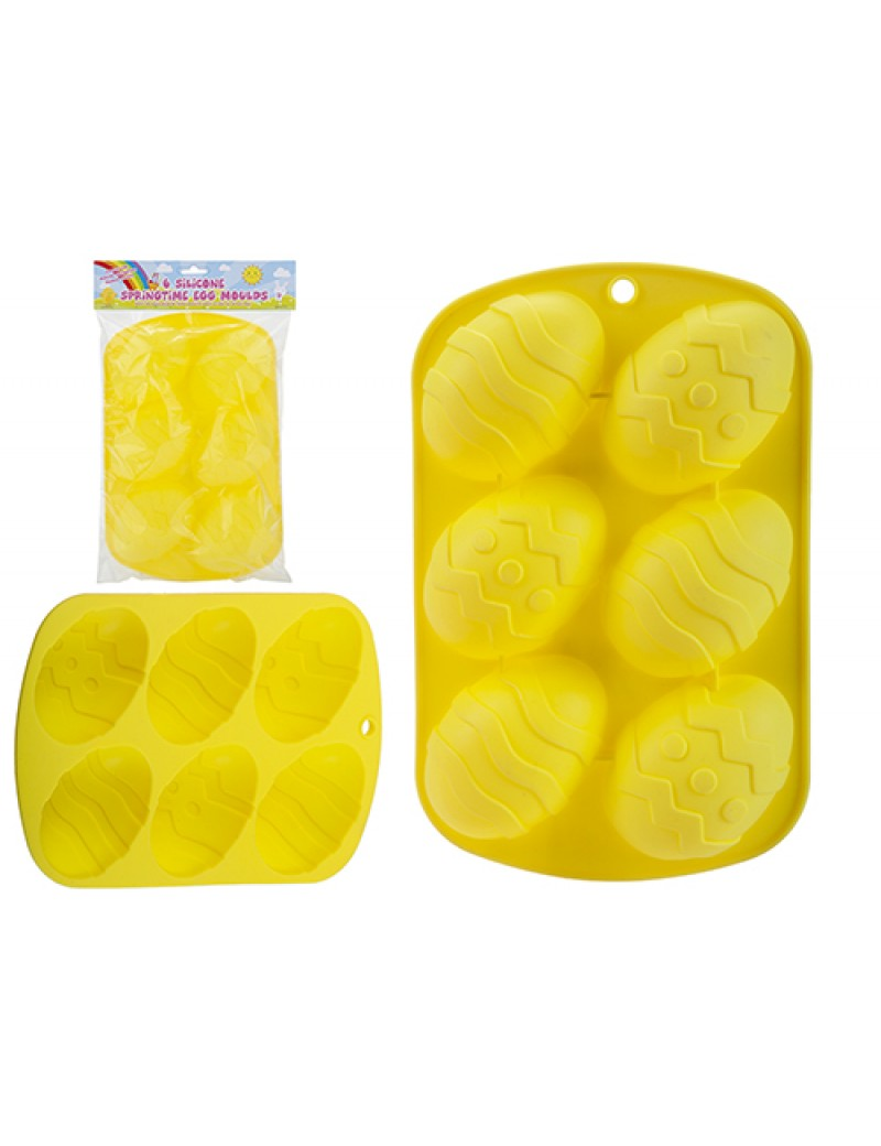 Easter Egg Silicone Chocolate Mould