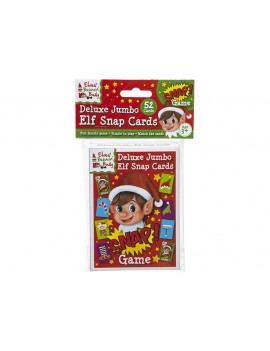 Jumbo Elf Snap Card Game
