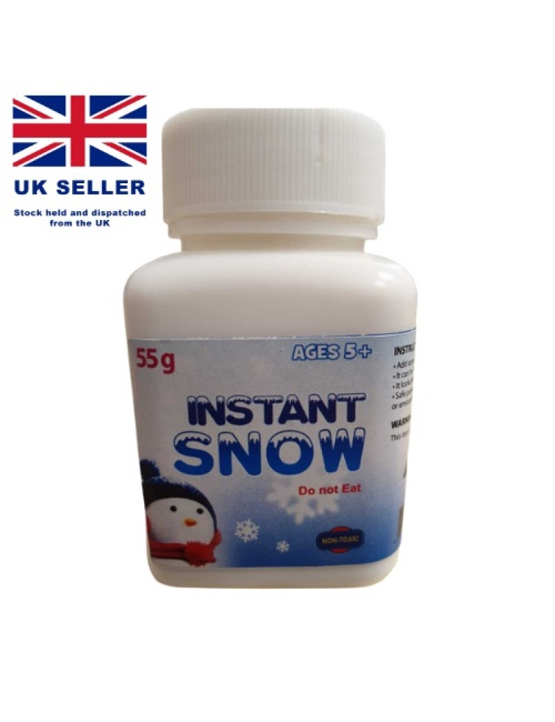 Instant Magic Snow