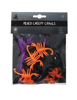 Creepy Crawlies Mixed Assortment