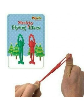 Stretchy Flying Elves