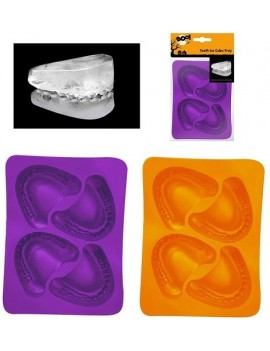 False Teeth Ice Cube Tray