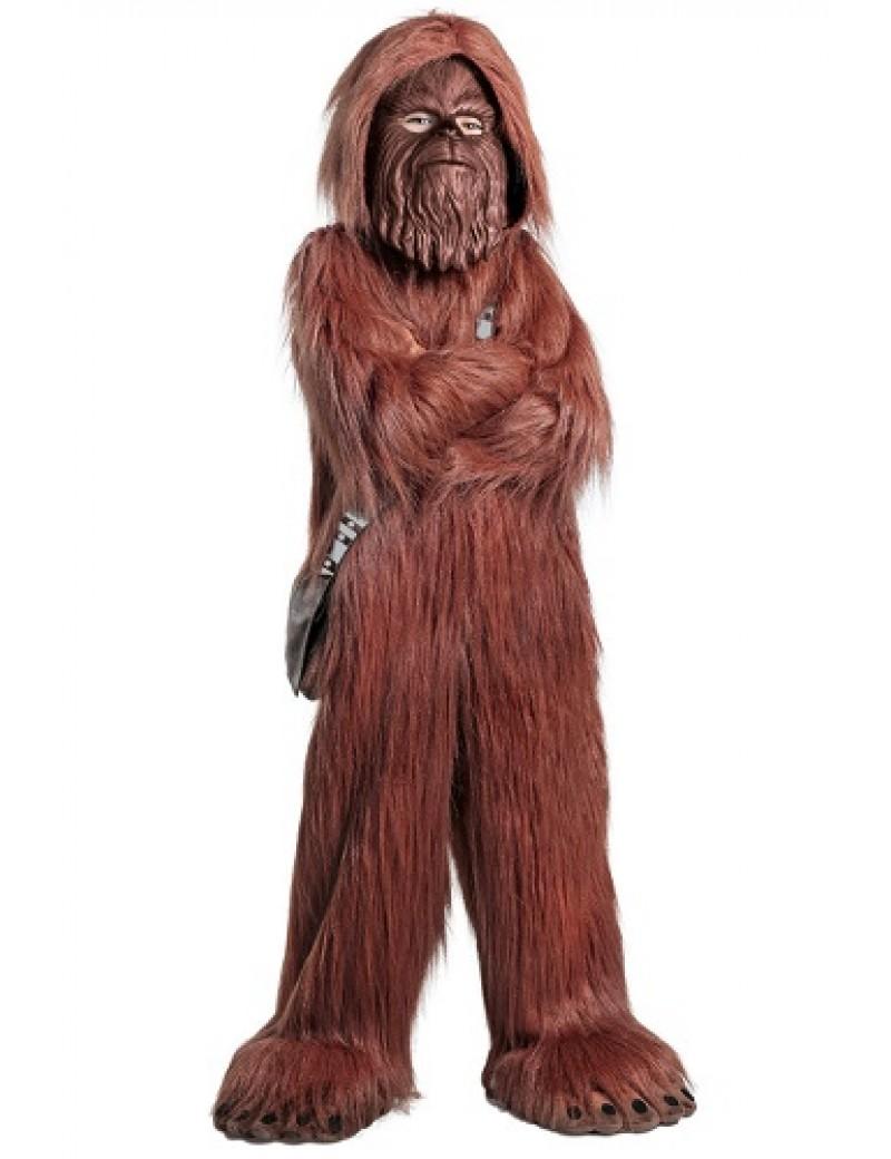 Star Wars Chewbacca Boys Premium Costume