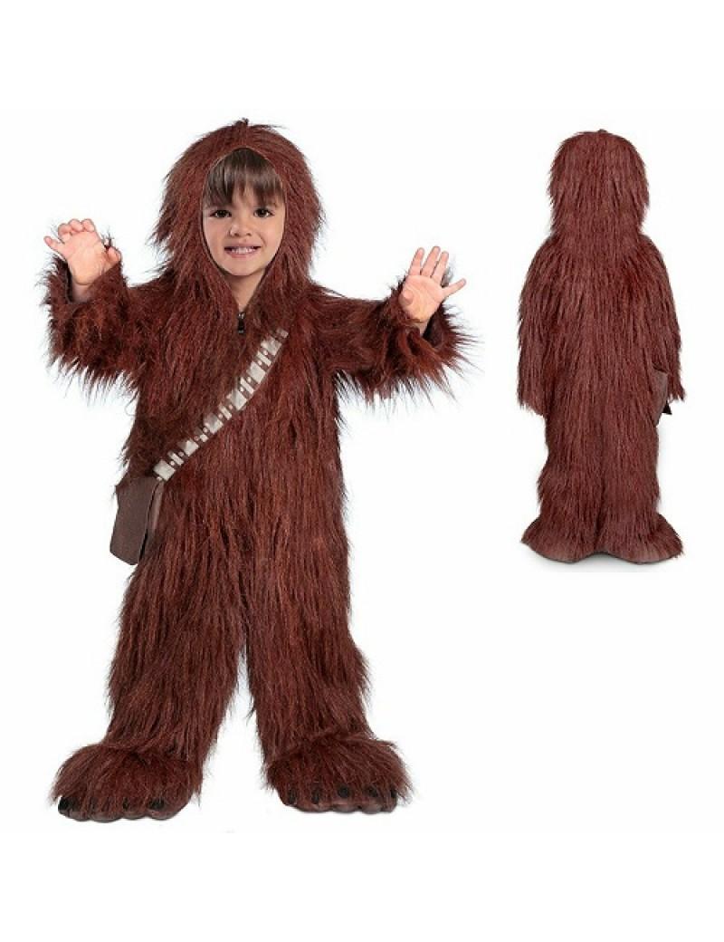 Star Wars Chewbacca Toddler Premium Costume
