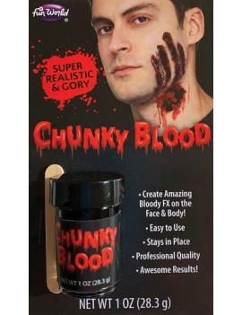 Chunky Blood Paste