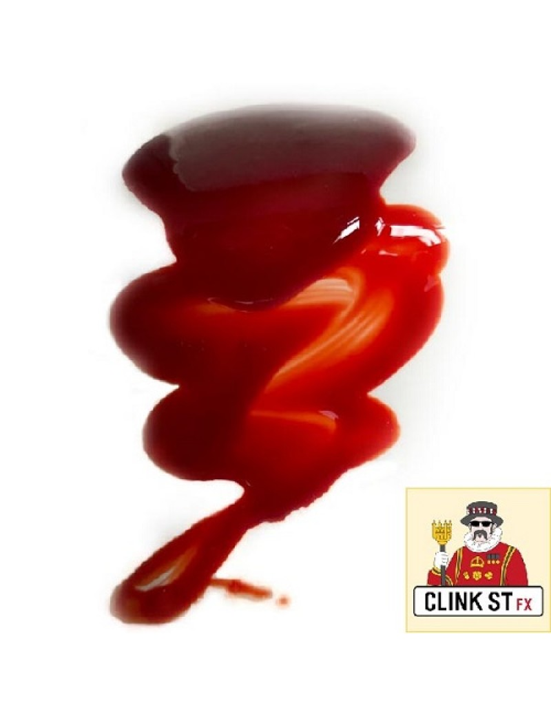 Clink Street FX Non Drying Blood Arterial Bright 60g