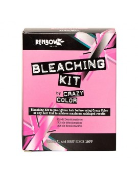 Crazy Color Bleaching Kit Vol 30