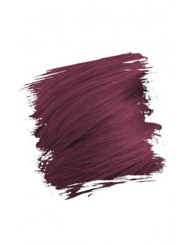 Crazy Color Semi-Permanent Hair Dye 100 ml Burgundy