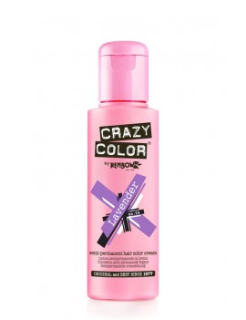 Crazy Color Semi-Permanent Hair Dye 100 ml Lavender
