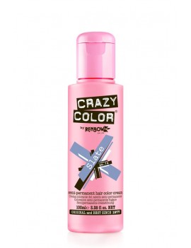 Crazy Color Semi-Permanent Hair Dye 100 ml Slate