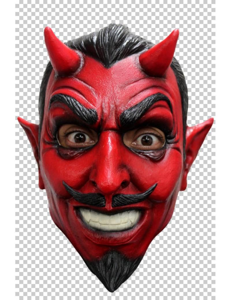 Devil Latex Mask