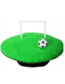 Football Pitch Novelty Hat