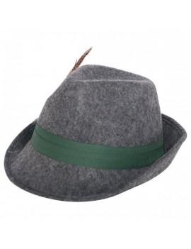 Bavarian Hat Grey