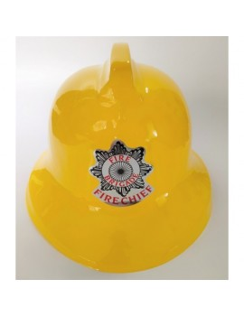 Fireman Plastic Helmet